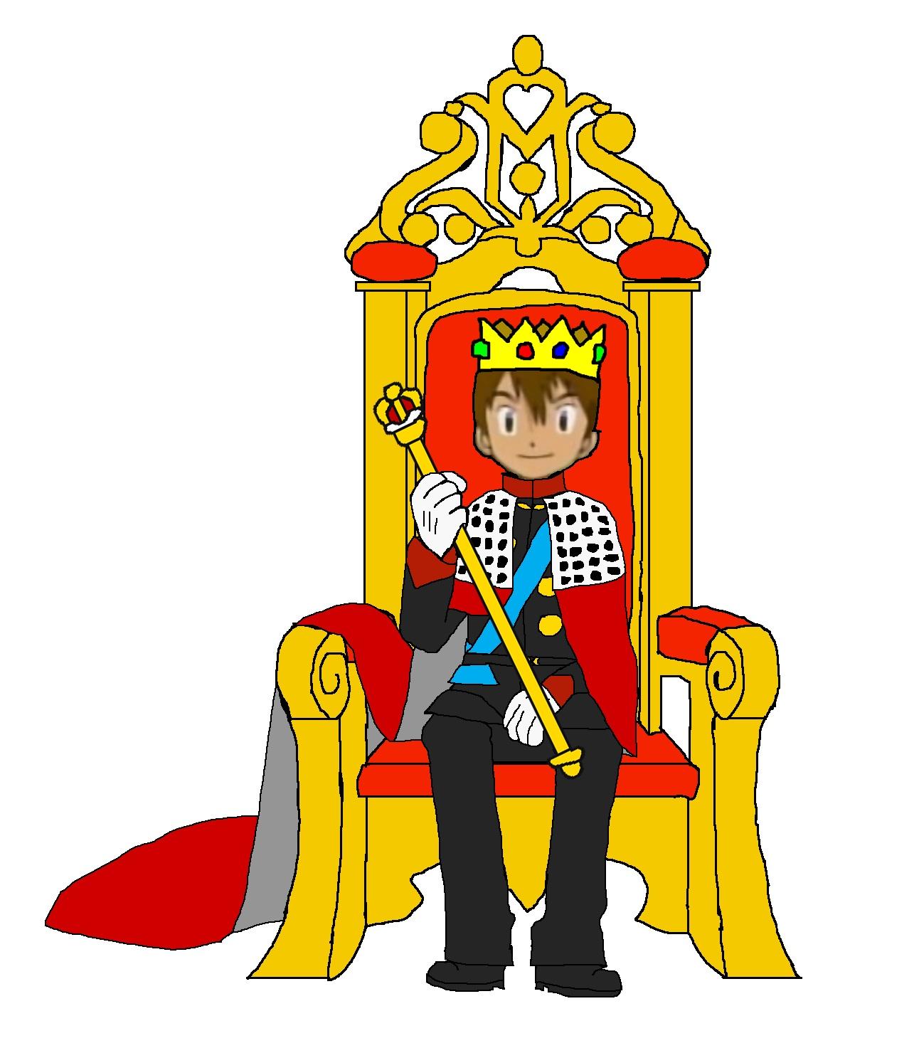 King Tai - Throne by KingLeonLionheart on DeviantArt