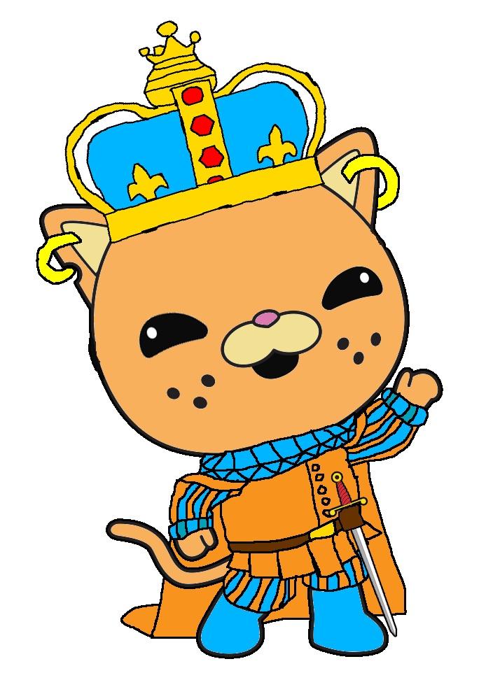 King Kwazii By KingLeonLionheart On DeviantArt