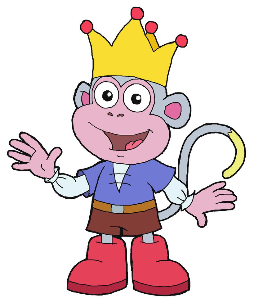 Prince Boots - Dora\'s Royal Rescue by KingLeonLionheart on DeviantArt
