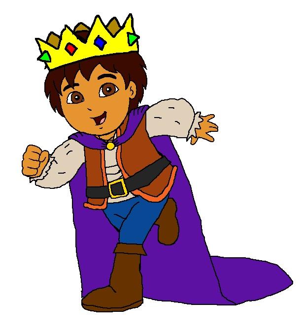 Prince diego medieval by kingleonlionheart on deviantart - Princesse dora ...