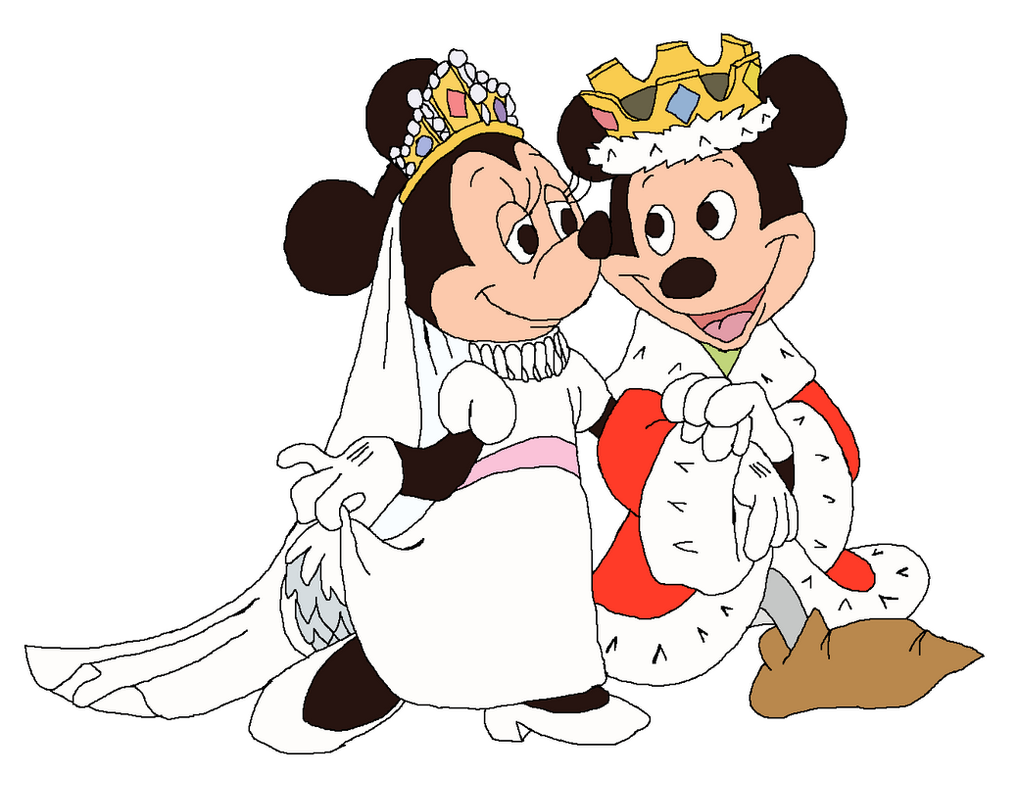 Mickey And Minnie Hookup Or Married
