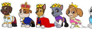 Royal Paw Patrol