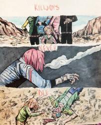 Killjoys Never Die by pinklemonade55