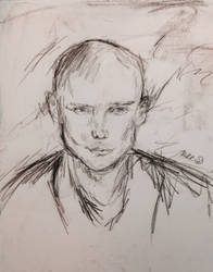 Billy Corgan sketch by pinklemonade55