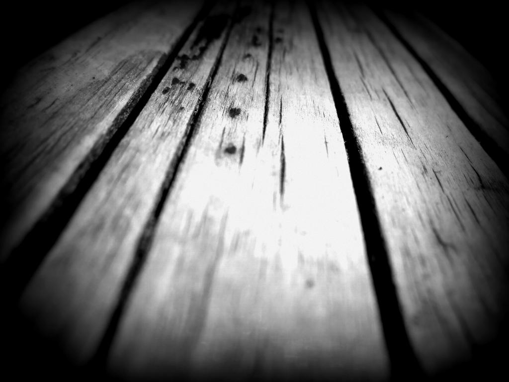 Black And White Wood Background By Arlen-McTaranis On