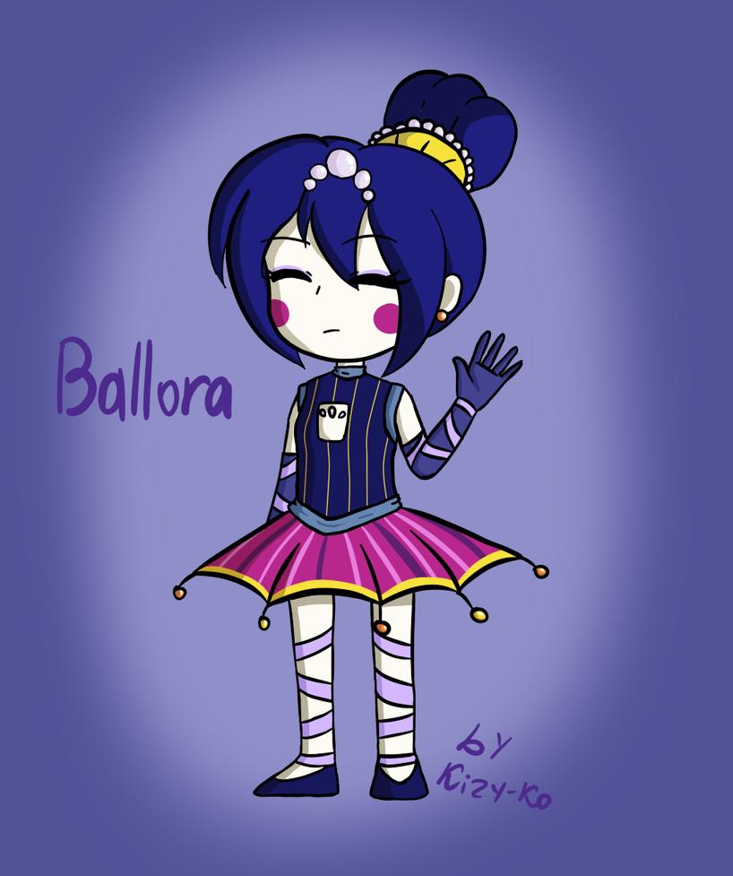 Chibi Ballora By Kizy-Ko On DeviantArt