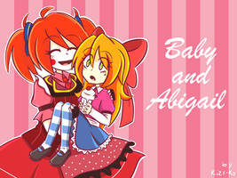 Baby and Abigail by Kizy-Ko