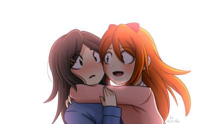 Elizabeh and Charlie by Kizy-Ko