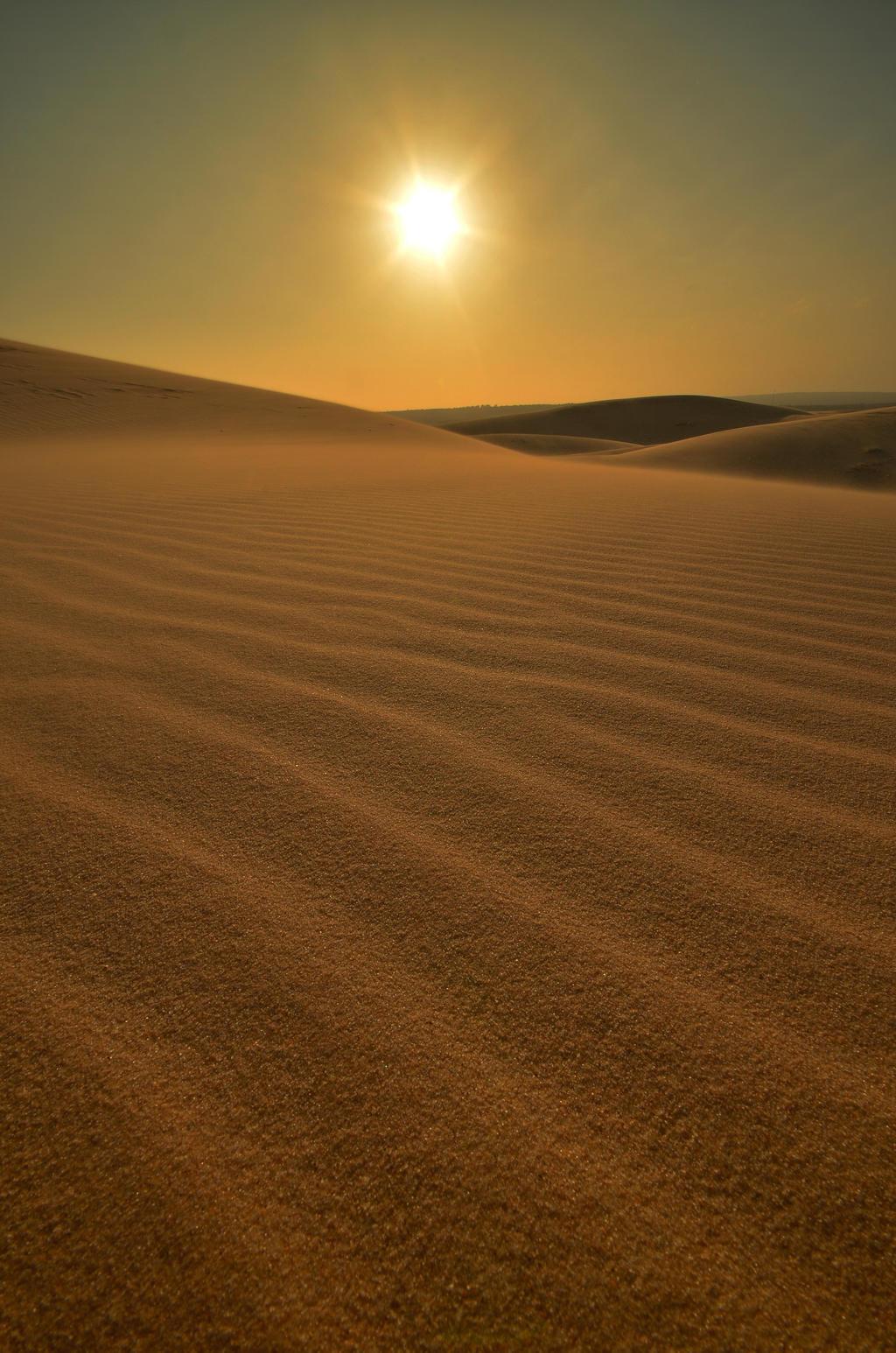 Mui Ne Dunes II by comsic