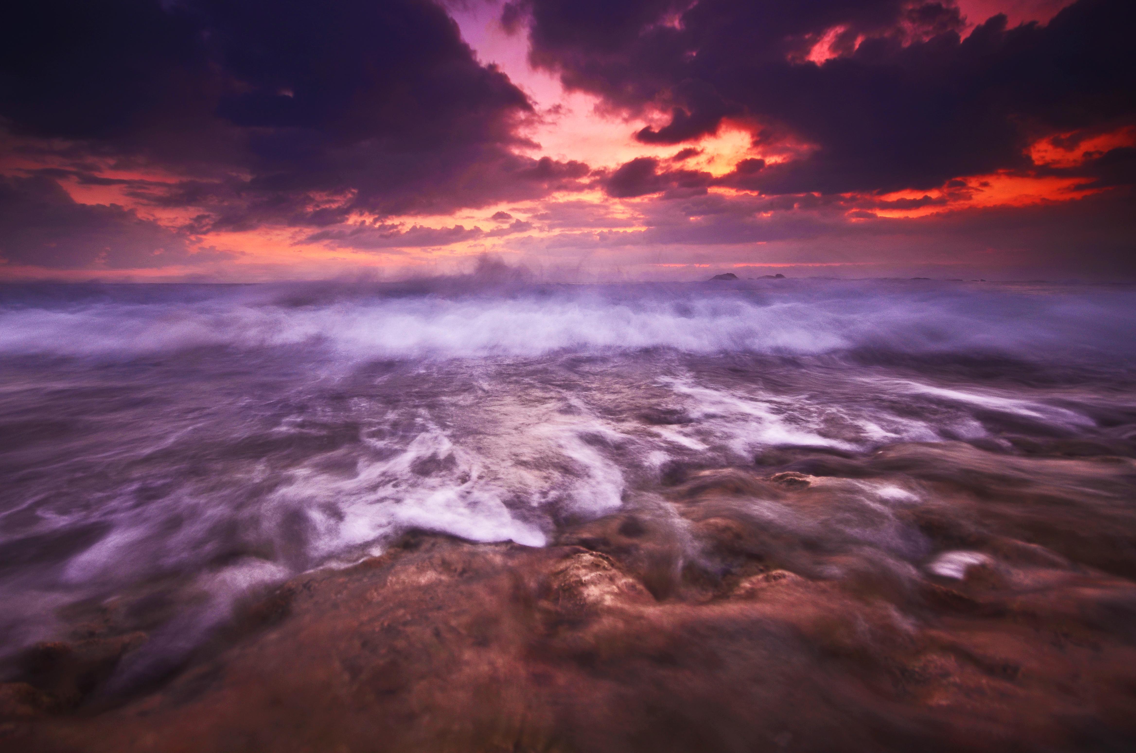 Sri Lanka Sunset by comsic