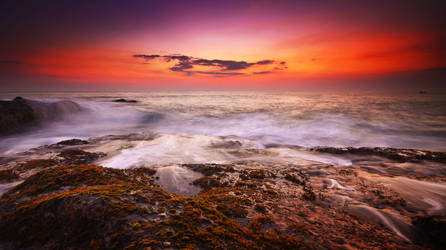Sri Lanka Sunset 4 by comsic