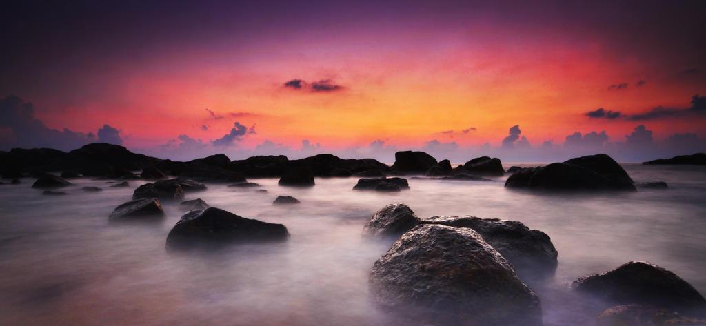 Sri Lanka Sunset 5 by comsic