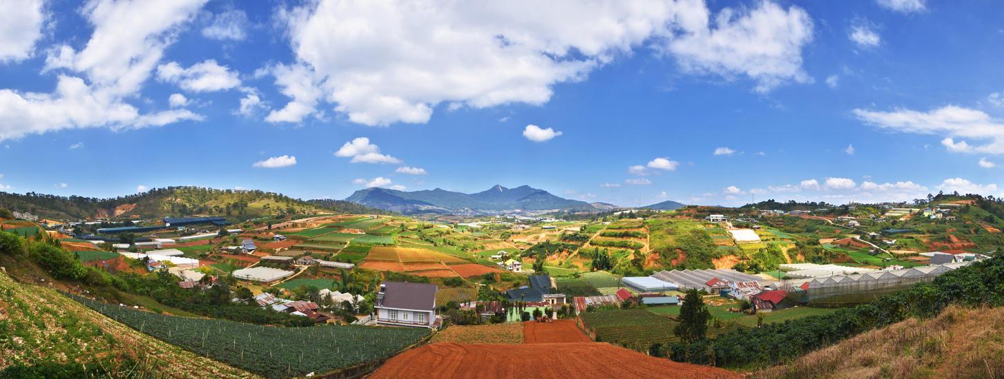 Dalat Panorama by comsic