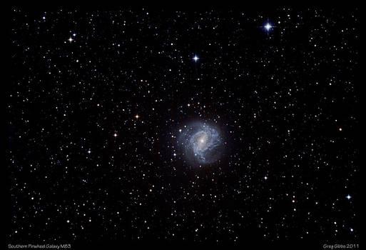 Southern Pinwheel Galaxy M83