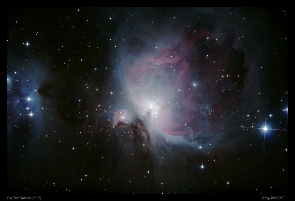 The Orion Nebula M42 by CapturingTheNight