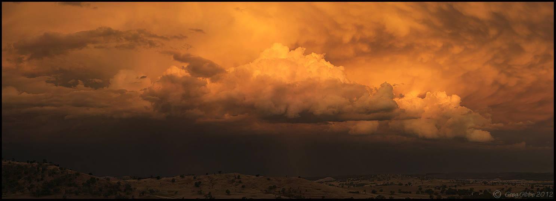 Apocalyptic Sky by CapturingTheNight