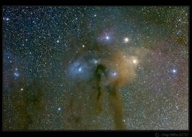 Rho Ophiuchus by CapturingTheNight