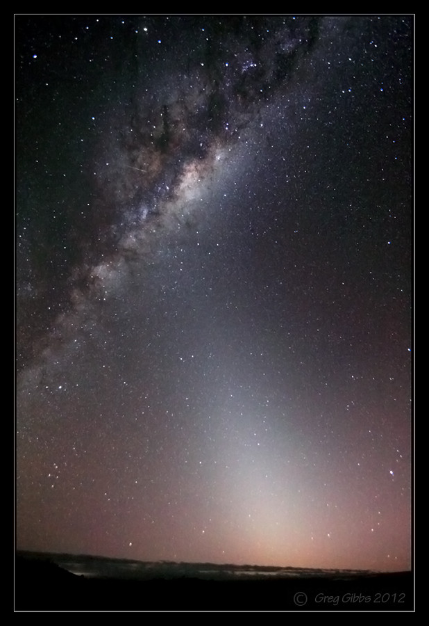 Zodiacal Light by CapturingTheNight