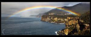 Tasman Peninsula Rainbow