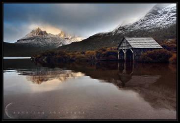 Golden Mountain by CapturingTheNight