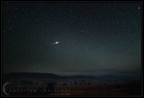 This Is NOT A Meteor by CapturingTheNight