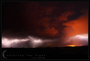 Fire In The Sky by CapturingTheNight
