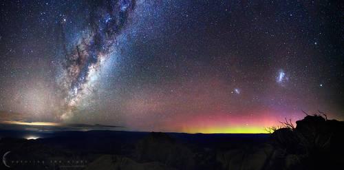 Natures Night Lights by CapturingTheNight