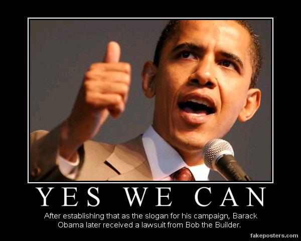 Yes We Can Poster by SaintJoanofTheRoses on DeviantArt