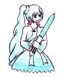 Weiss' Sword