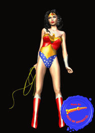 Wonder Woman by Supermangraphix