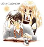 Harry Hermione ID by HarryHermione