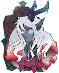 Aaravos, the dragon prince