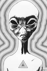 Alien Abduction by MisterSali