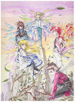 Tales of Symphonia.8 days - Till the World's End by Naikkoh