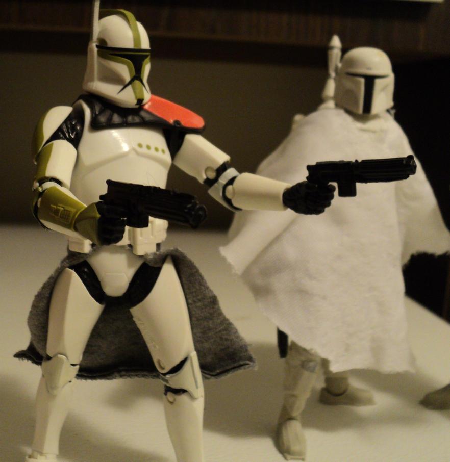 Custom ARC Trooper WIP by toyphototaker
