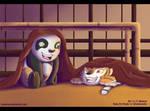 KFP Cubs Po And Tigress