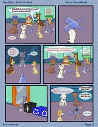 Paw Patrol Comic - Truth or Dare Pg 2 by kreazea