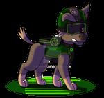 Paw Patrol 'Mission Paw' -  Rocky