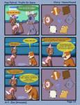 Paw Patrol Comic - Truth or Dare Pg 14