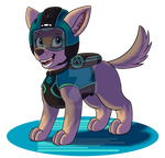 PAW Patrol 'Mission Paw' - Everest (Fanmade)