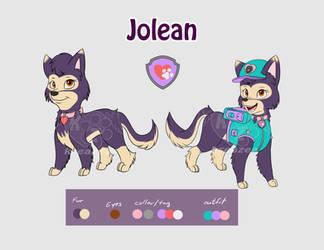 Jolean Ref by kreazea
