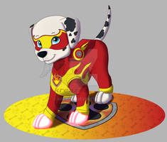 Mighty Pup: Marshall
