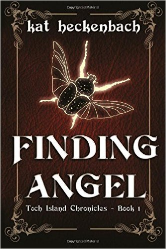 Finding Angel (book 1) by Kat Heckenbach by findingangel