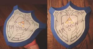 WW Mirror Shield by Christinabean