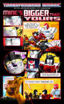 Transformers Mosaic 01