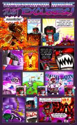 Transformers Mosaic 02 by tsaisin