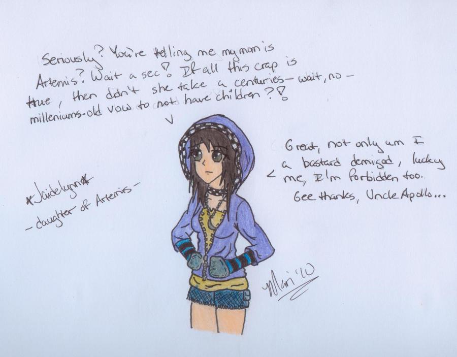 Percy Jackson Son Of Artemis Fanfiction