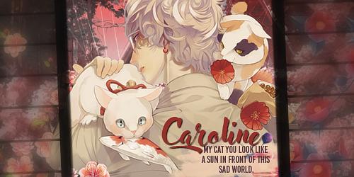 [SIG] : Caroline My Cat you... by Shoux-Baka