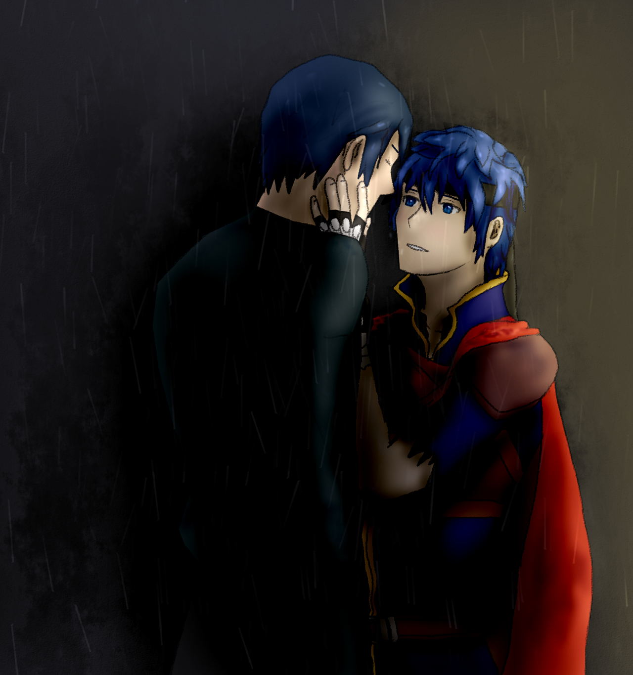 Rain By Darkie4Eva On DeviantArt