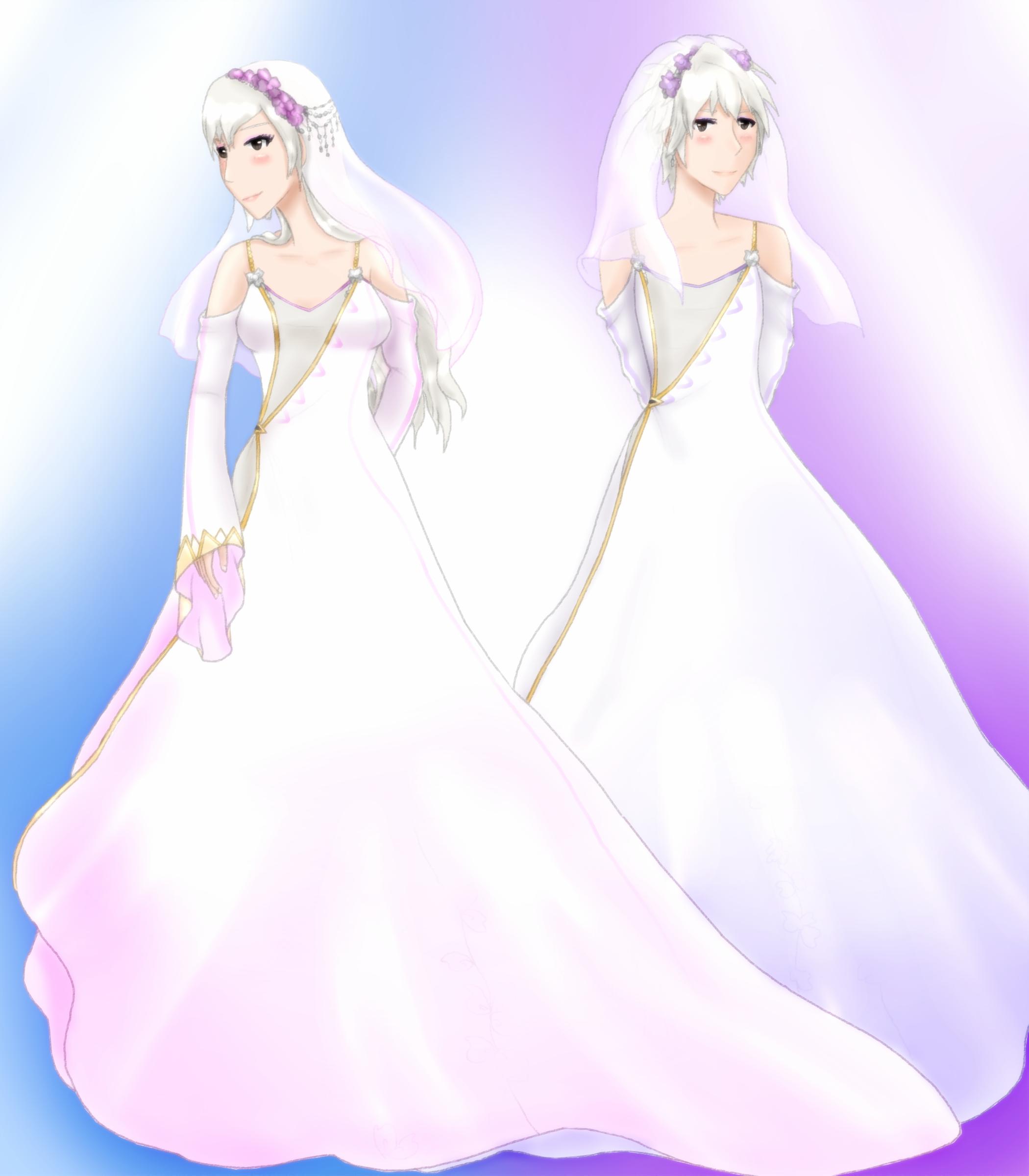 Blushing Brides 27